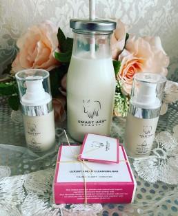 Donkey Milk Skincare Range